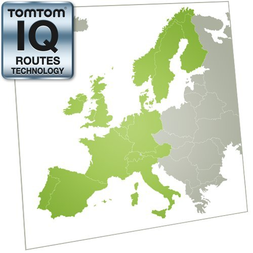 Amazon.com: TomTom Western Europe Map Update [Online Map Code]: Software