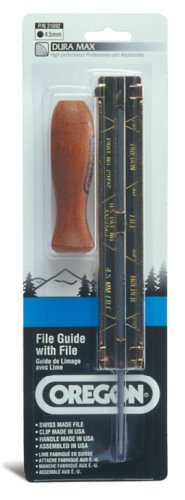 Oregon 3/16-Inch Chain Saw Filing Guide 31690 by Oregon