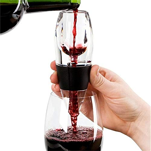 Water Faucet Filter - Acrylic And Silicone Classic Nimi Wine Aerator Magic Decanter Deluxe Bottle Pourer Filter - Pourers Wine Stoppers Animals Aerators Drip