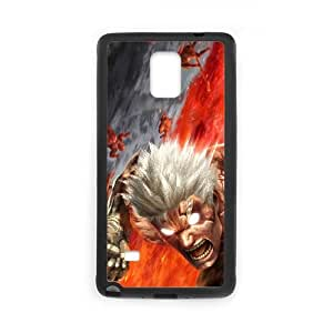 Asura's Wrath Samsung Galaxy Note 4 Cell Phone Case Black yyfD-093157