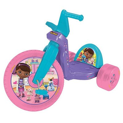 Doc Mcstuffins Big Wheel Tricycle by Kids Only