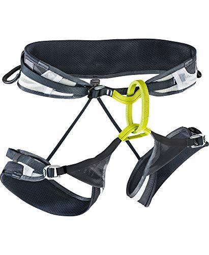 Edelrid Climbing Harness - EDELRID - Gambit Lightweight Climbing Harness, Slate/Snow, Small