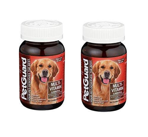 PetGuard Yeast Garlic Wafer 160 Tablets (2 Pack)
