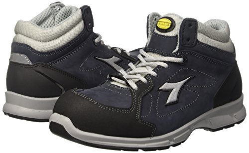 Femme Chaussures Eu 8 48 Duramo Course Profondo Noir Diadora De grigio blu wARXPq