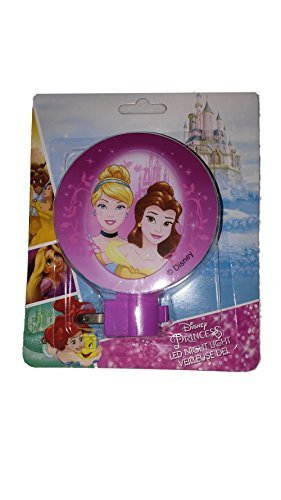 Licensed Character Night Lights (Princess)