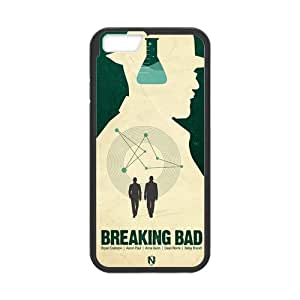 iPhone 6 Case,iPhone 6 Cover,Breaking Bad Case Cover for iPhone 6,Personalized Case for iPhone 6 (PC and rubber TPU) 4.7 inch Screen for iPhone6