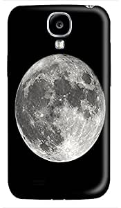 leather Samsung S4 cases Full Moon 3D cover custom Samsung S4