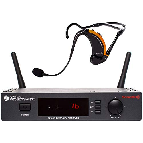 Special Projects Audio Wireless EVO System Includes Headset ()