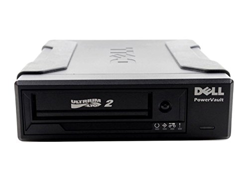 Dell PowerVault LTO-2-024 200GB SCSI External Tap Drive J505G 0J505G CN-0J505G - Dell Scsi