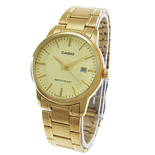 Casio MTP V002G 9A Standard Analog Stainless