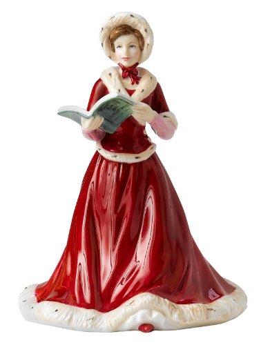 royal doulton ladies christmas - 7