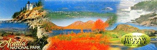 ACADIA NATIONAL PARK Panoramic Jigsaw Puzzle 12