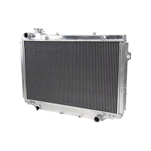 (CoolingCare 3 Row Core Radiator for 1990-1997 Toyota Land Cruiser HDJ80/ HZJ80 1HZ/ 1HD Diesel MT)