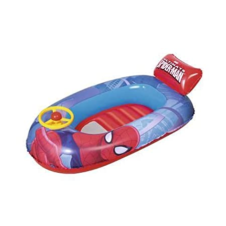 Canotto canottino hinchable Spiderman Playa Piscina Idea ...
