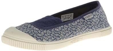 KEEN Women's Maderas Ballerina Shoe,Blue Indigo,6 M US
