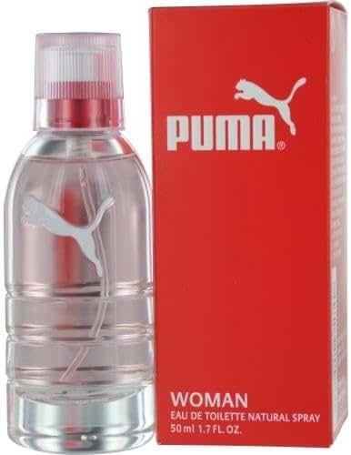 PUMA RED by Puma for WOMEN: EDT SPRAY 1.7 OZ