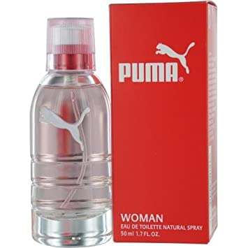 PUMA RED by Puma for WOMEN EDT SPRAY 1.7 OZ