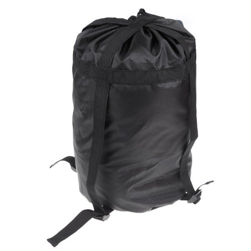 Lixada-Lightweight-Compression-Nylon-Stuff-Sack-Bag-Outdoor-Camping-Sleeping-Black