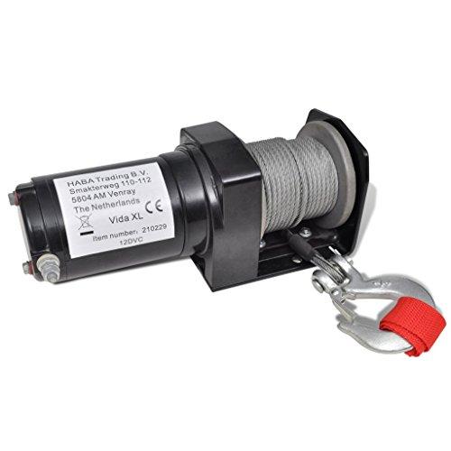 Capacity Cable Hoist - 7
