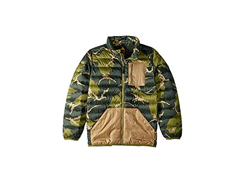 Burton Boys Evergreen Insulator Coat, Medium, MTN Camo/Kelp ()