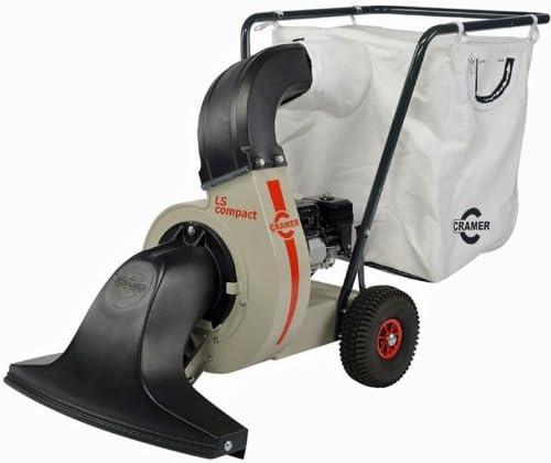 Aspirador térmica autotracté Cramer LS 3500 Compact: Amazon.es: Jardín