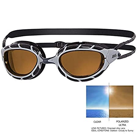 ef85659fb5 Amazon.com   Zoggs Predator Polarized Ultra Next Gen   Sports   Outdoors