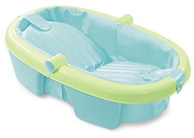 Summer Infant Fold-away Baby Bath Green from Summer Infant, Inc.