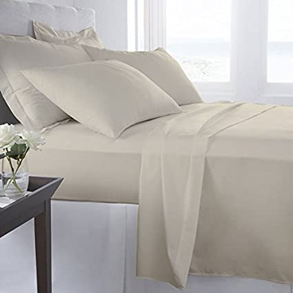 #1 Bed Sheet Set On Amazon! 1800 Thread Count Luxury Hotel Quality Bed  Sheets