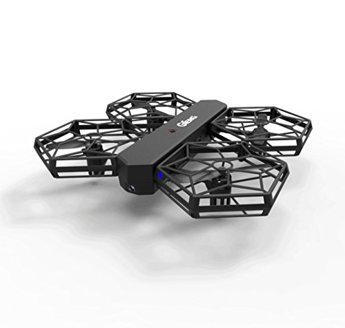 Mini Drone, Detachable Quadcopter Drone with Camera Live Video Patent Design Remote Control Helicopter Altitude Hold Headless Mode One Key Return Drones for Kids RTF