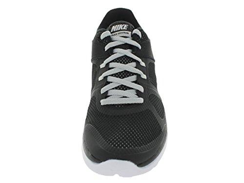Nike Wmns Flex 2014 Rn, Zapatillas de Running para Mujer Negro (Black / Mtlc Platinum-White)
