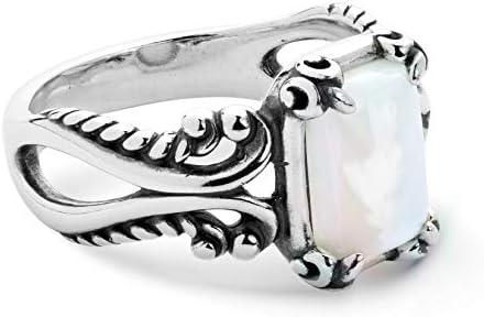 Carolyn Pollack Sterling Varacite Gemstone product image