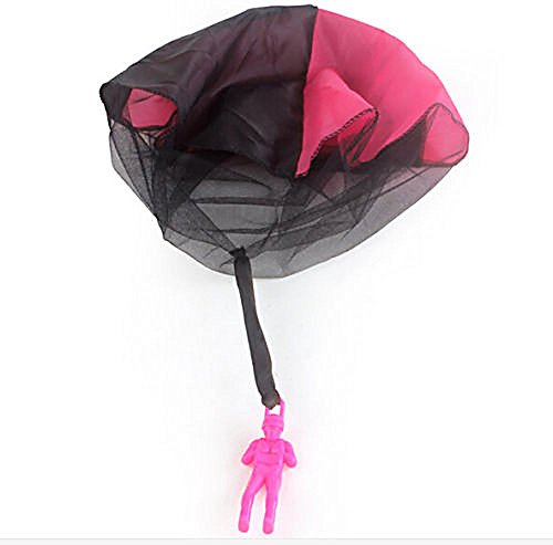 mk. park - Children's Educational Toys Play Hand Outdoor Mini Throwing Toy Kids Parachute