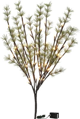 Set of 2 - Pine Twig - 40L Small by Heart of America