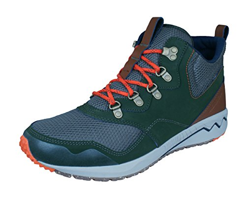 Stowe Baskets Green M Montantes Merrell Homme Mid v7q4xwa7P