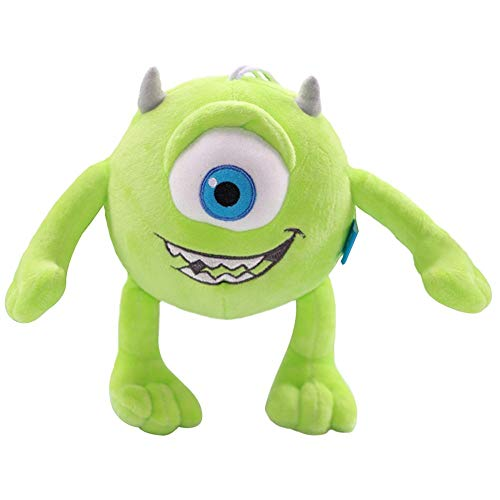 1pcs Mike Monsters University Monster Mike Wazowski Plush Toys Monsters Inc Plush Toys for Best Birthday Gift for Kids ()
