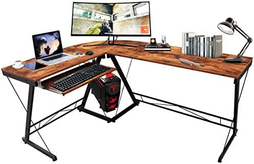 DRM L-Shaped Desk