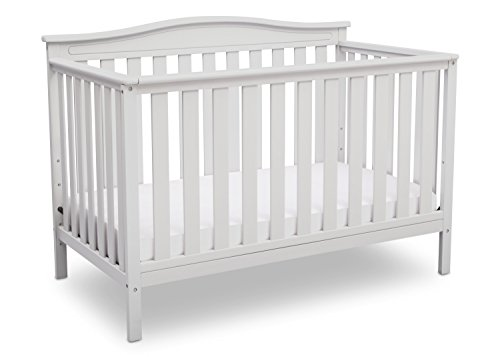 - Delta Children Independence 4-in-1 Convertible Crib, Bianca