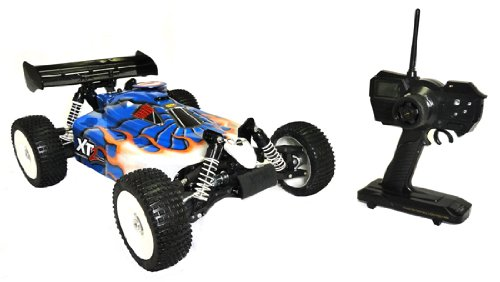 Redcat Racing Shockwave 4WD 1:10 Nitro RTR RC Buggy