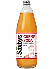 Saxby's Creme Soda 750mL x 12