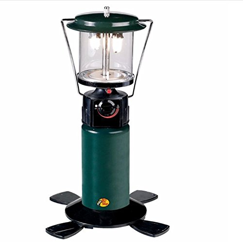Bass Pro Shops Double Mantle Electronic Ignition Propane Lantern (Electronic Lantern Propane Ignition)