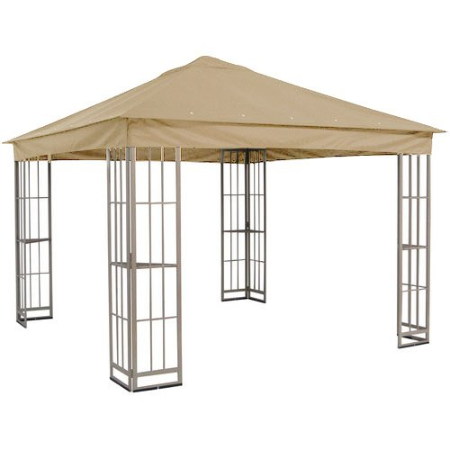 Garden Winds LCM949B-RS Garden Treasures S-J-109DN Gazebo Ri