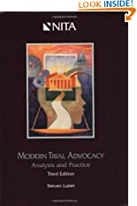 Modern Trial Advocacy: Analysis and Practice (Paperback)