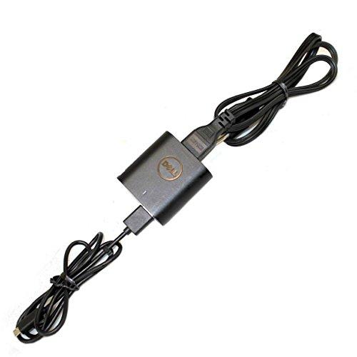 B N Adapter 6v Dell Adapter Usb Type C To Hdmi Vga Ethernet Usb 3 0 Da200 V Brake Disc Adapter Adaptor Vga Hdmi Media Galaxy: Genuine Original Dell 24W Replacement AC Adapter For Dell