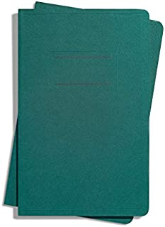 product image for Shinola Journal, Paper, Ruled, Forest Green (5.25x8.25)