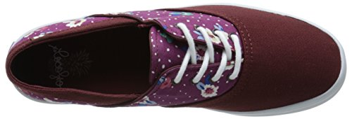 Etnies CORBY Damen Sneakers Rot (Red/Blue/White)