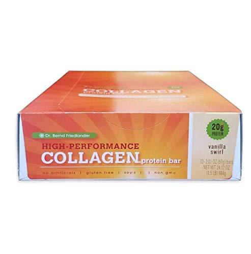 Dr.Bernd Friendlander's High Performance Collagen bar