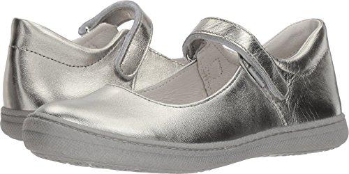 Primigi Kids Girl's Ptf 14322 (Little Kid) Silver 34 M EU