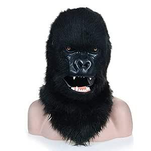 LULI Scary máscara de Gorila Felpa de la Capilla del Partido del ...