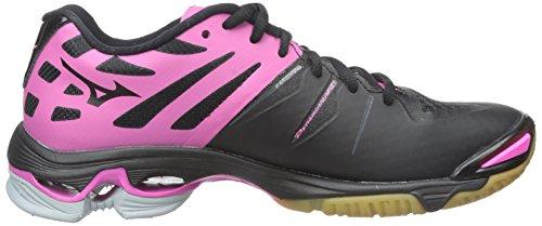 Mizuno Wave Lighting Z Piel Zapatos Deportivos