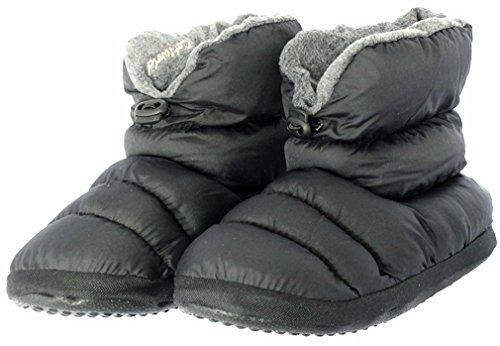 Rtb Negro Zapatillas Mujer Sintético Para Casa Estar Material De Por zzgx6rq